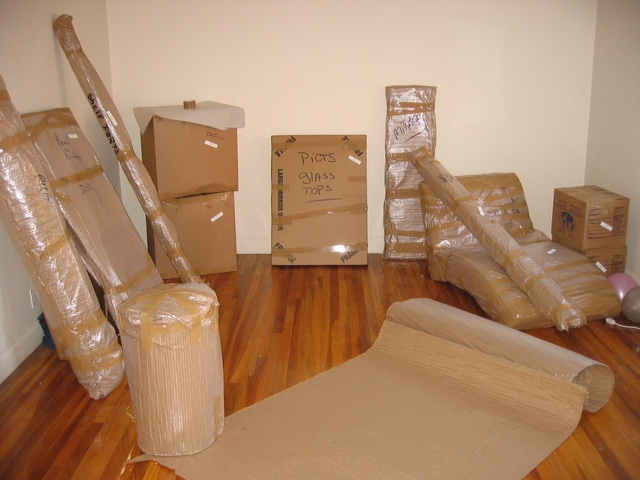 New Jersey Packing services