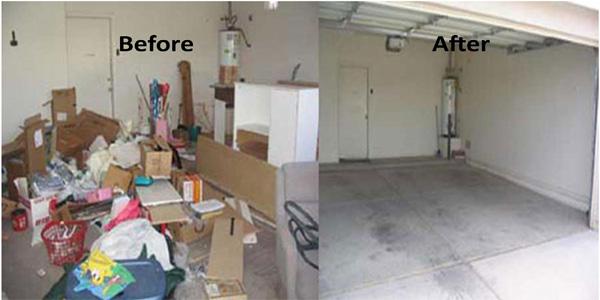 NJ Junk Removal Cleanout