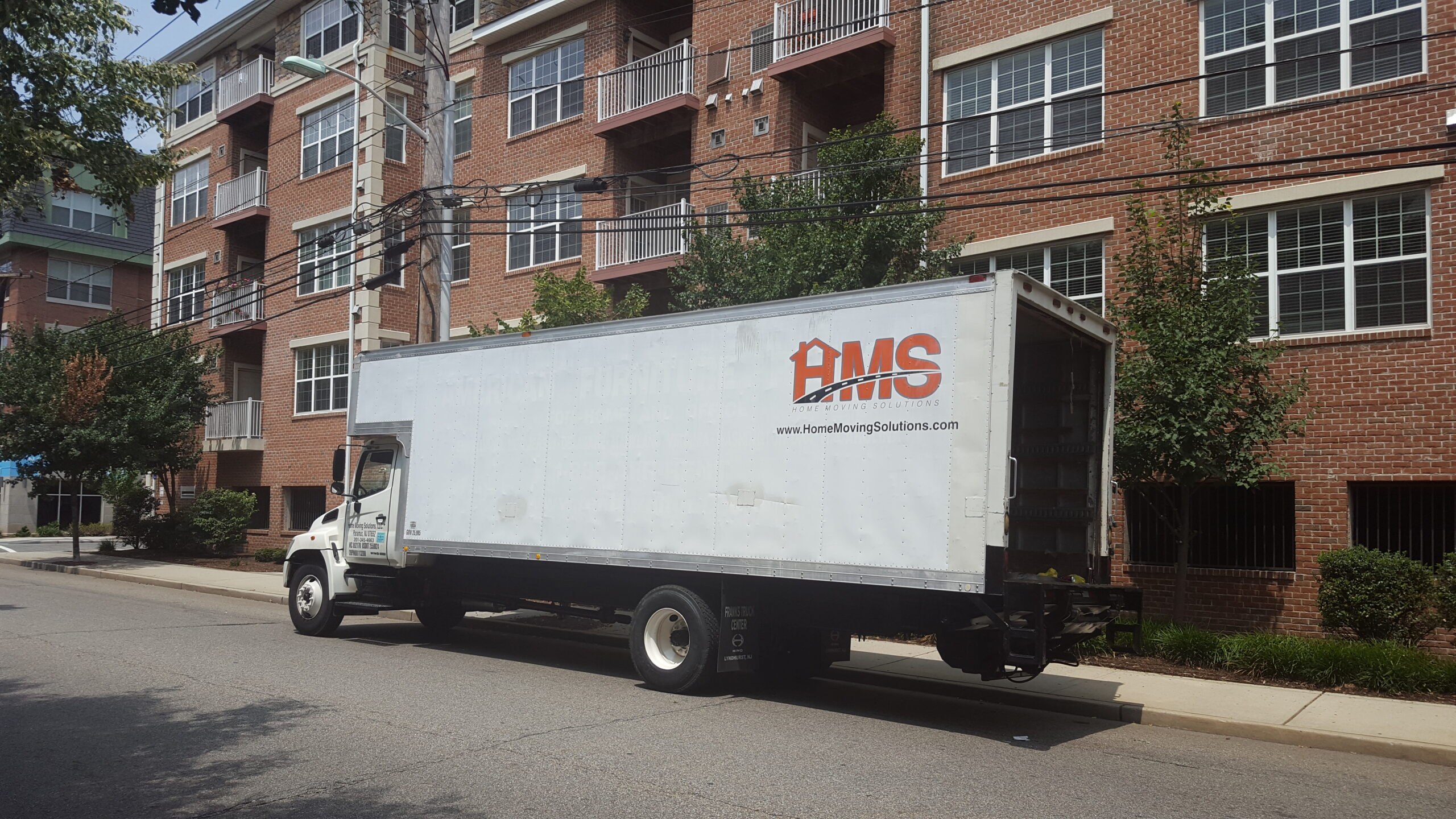 New Jersey Moving
